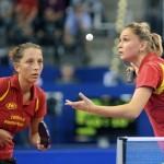 Vești bune de la Campionatul European de tenis de masă