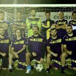 Echipa Bloggerilor la Romanian Coporate Sports: început de poveste, final în genunchi